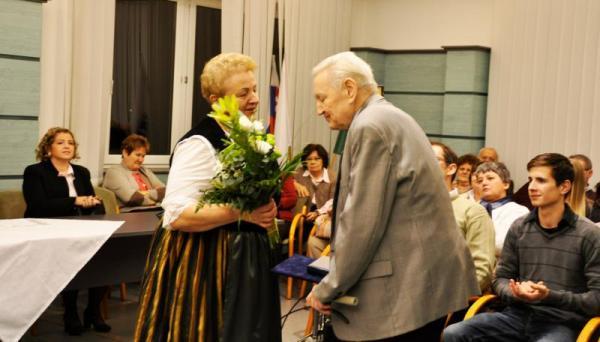 Díszpolgári címet kapott Gáspár Ferenc